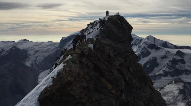 Retour dans nos Alpes…
